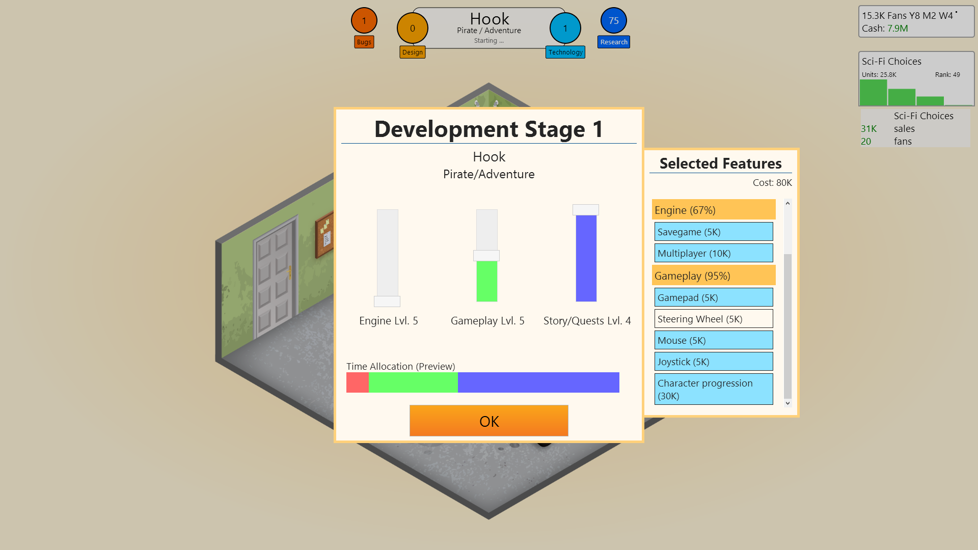 A question about percentage - Game Dev Tycoon - Greenheart